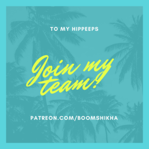 join my team on patreon