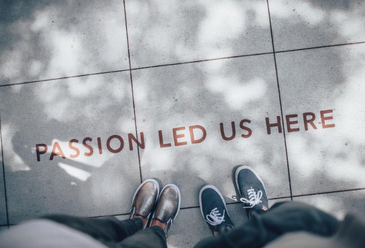 Passion matters